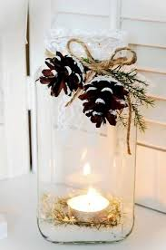 christmas candle jars 2015 christmas glass decors you must have