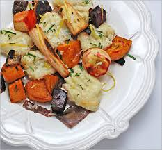 roast root vegetables with gnocchi tastespotting