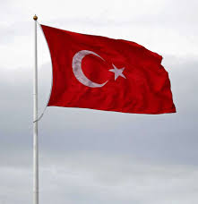 Turkey National Flag Anger And Fear Along Turkey U0027s Border As Offensive Brings The War