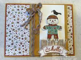 stampin u0027 up gdp052 a little hello