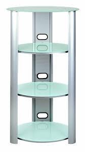 Modular Audio Rack S Hold 8 Three Shelves Audio Racks Tempered Frosted Glass Eye