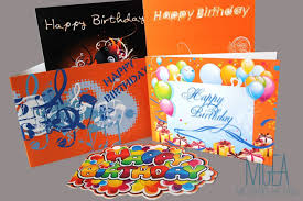 corporate birthday and greeting cards mint