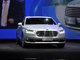 future ford taurus shanghai 2016 ford taurus chinese market