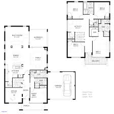 two storey residential floor plan 25 impressive floor plan of two story house image high resolution