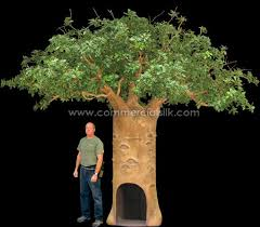 artificial baobab trees silk trees faux baobab trees
