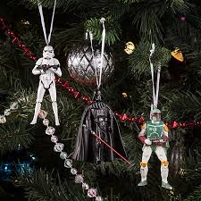 wars boba fett ornament