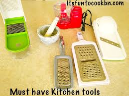 must have kitchen tools kitchen tips 5 it u0027s fun to cook