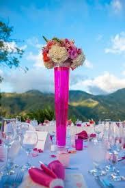 Wedding Flowers Jamaica Floral Centerpiece By Helen G Events Jamaica Photo By Mranklin
