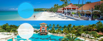 Where Is Aruba On The Map Sandals Grande Antigua Luxury Resort In St Johns Sandals