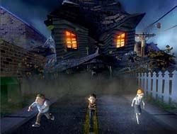 monster house monster house on gamevortex com
