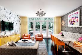 Calm Colors For Living Room In Interior Design New York Townhouse In A Mixed Style