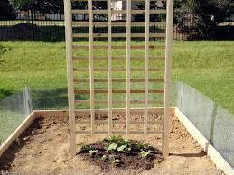 diy garden trellis u2013 diyaffair