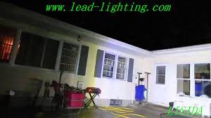 10w rechargeable flood light high brightness 20w led rechargeable flood light youtube
