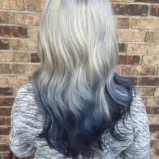best way to blend gray hair into brown hair sparkscolor amazed me with their new silver hair color i used