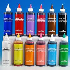 chefmaster liqua gel color set pro 12 colors