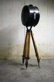 Industrial Floor Lamp Large Industrial Floor Lamp 1950s For Sale At Pamono