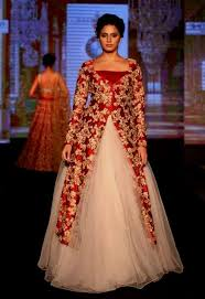 latest trends in wedding dresses in indian