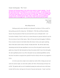 about yourself sample essay college autobiography example essay senior autobiography essay college autobiography essay example for college autobiography scholarshipautobiography example essay extra medium size