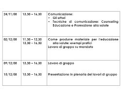 Counselling E Professione Infermieristica Pdf Programma Di Infermieristica Preventiva E Di Comunità Ppt Scaricare