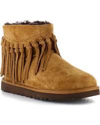 ugg wynona sale ugg s winona fringe boots boot barn