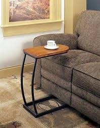 C Shaped End Table C Tables Collection On Ebay
