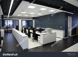 Modern Office Interior Stock Photo 134216600 Shutterstock