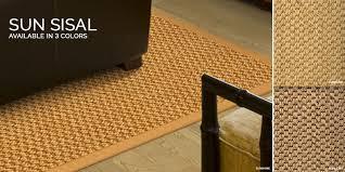 natural fiber rug runners sisal rugs direct