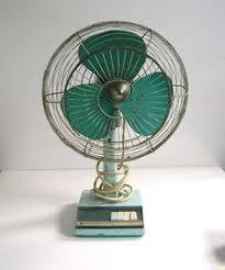vintage fans vintage blue fan retro vintage fan standing in front of these