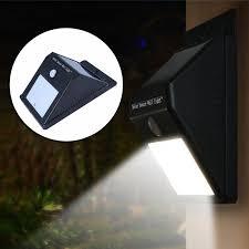 bright night solar lighting solar energy l 6 led super bright human body induction l