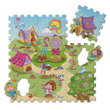 tappeti puzzle bambini puzzle caramelle giocattoli sito ufficiale chicco