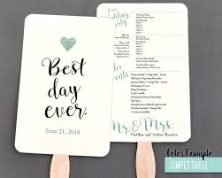 wedding fan program template wedding fan program template the free website templates