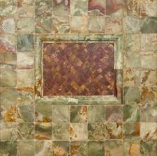 Green  Red Onyx Backsplash By MSI Stone Trend Spotlight - Onyx backsplash