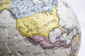 us map globe united states map closeup on a globe stock photo picture and