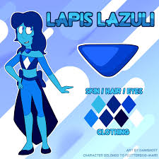 blue opal gemsona gemsonas by danighost on deviantart