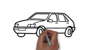 an easy and beautiful car drawing for kids hd video