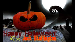 Halloween Jack Skeleton by Happy Halloween Love Jack Skellington Youtube