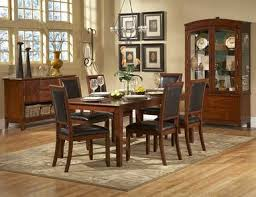 avalon collection 9 piece dining room set 1205 nwm rentals