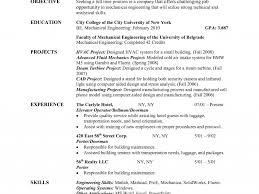 Be Mechanical Engineering Resume Download Mechanical Field Engineer Sample Resume