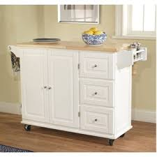 drop leaf kitchen island cart simple living aspen 3 drawer spice rack drop leaf kitchen cart