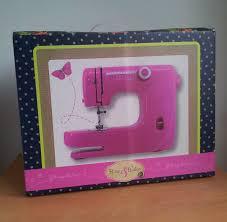 rose u0026 butler mini pink sewing machine great sewing machine