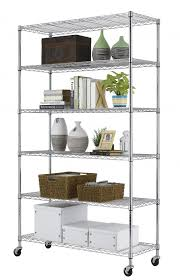 Commercial Wire Shelving by Commercial 82