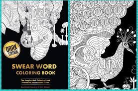 joe ellison u0027s swear word coloring book flip u0026 review