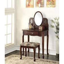 bedroom set with vanity table vanity mirror set moutard co