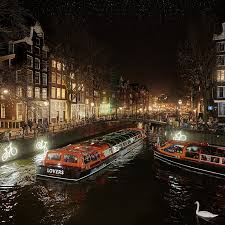 amsterdam light festival boat tour water colors cruise dutch pancake tours tickets