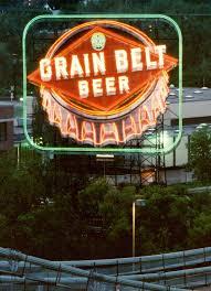 Minnesota travel belt images Historic grain belt beer sign ready to light up mpls riverfront jpg