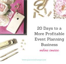 wedding planner business a more profitable planning business