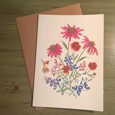 watercolor notecards wildflowers notecards highways gift shop