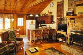 Log Home Bedrooms Branson Woods 2 Bedroom Log Cabin