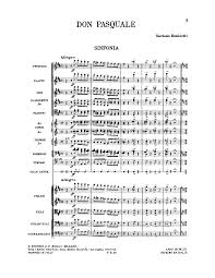 analysis thesis statement examples don pasquale donizetti gaetano imslp petrucci music library sheet music