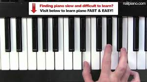 keyboard chords tutorial for beginners free online keyboard tutorial how to play e major chord easy